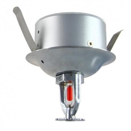 Telecamera nascosta in sprinkler acqua simulato