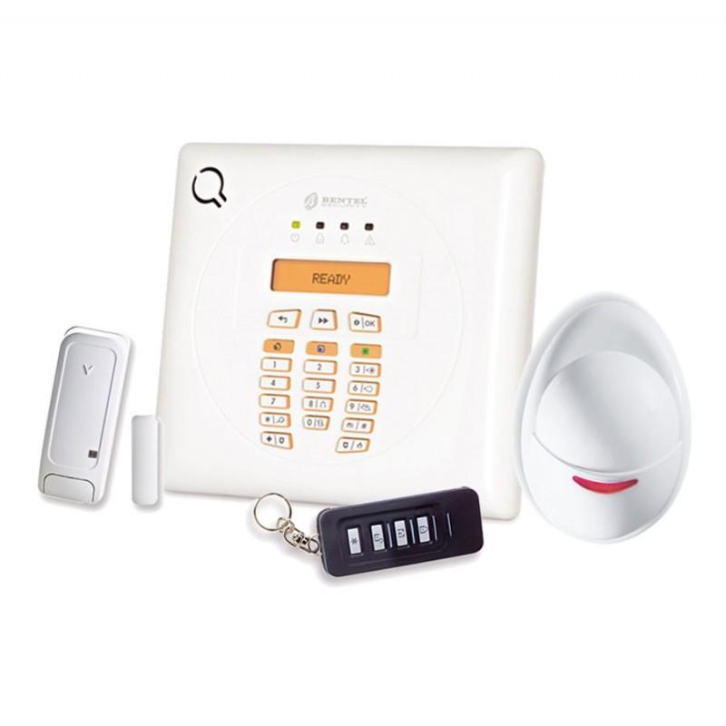 Bw30k kit allarme wireless bentel bw30 bw rch bw mcn - Allarme casa wireless ...